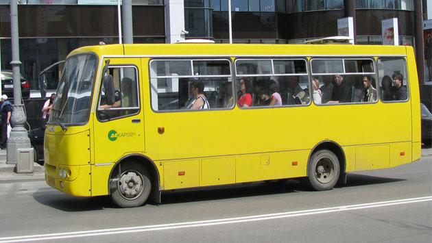 Проблемы с маршрутками и автобусами во Львове и Львовской области
