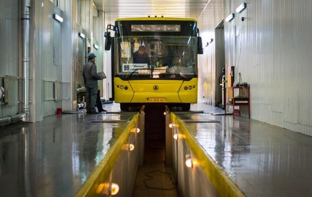 Проблемы с ремонтом общественного транспорта во Львове