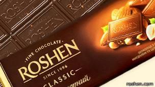 а полгода «Roshen» открыл четыре фирменные магазины во Львове