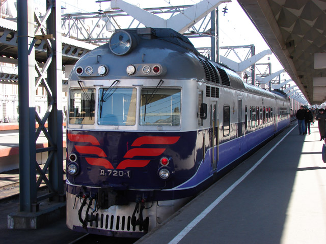 Из-за ремонта ограничат движение поезда «Львов-Трускавец»