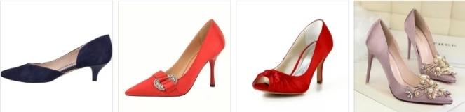 як правильно підібрати вечірні туфлі?
