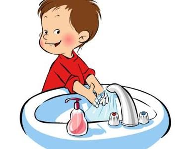 миємо руки перед їжею