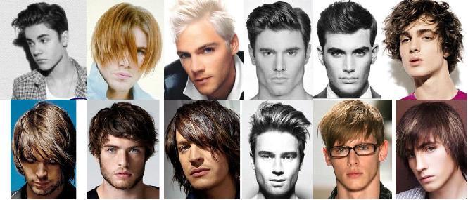 Чоловічі зачіски - важливі поради