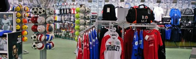 Футбольный интернет-магазин