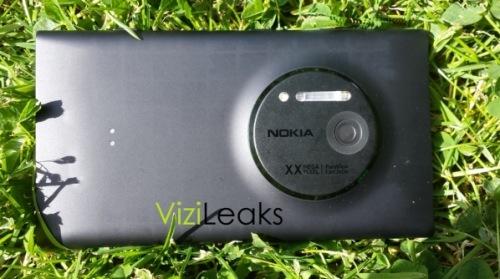 Новые фотографии смартфона Nokia EOS