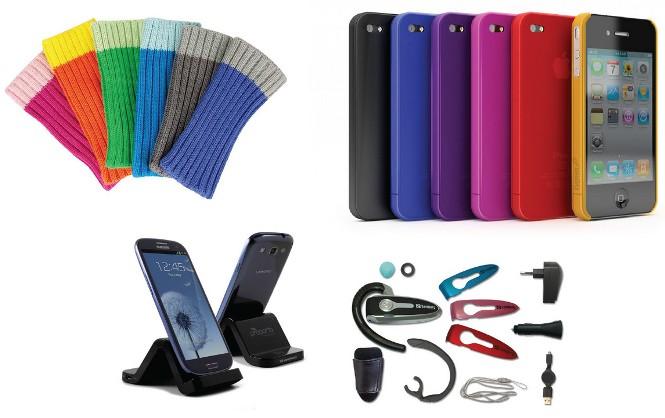 Какие аксессуары для мобильного телефона пригодятся в путешествии?