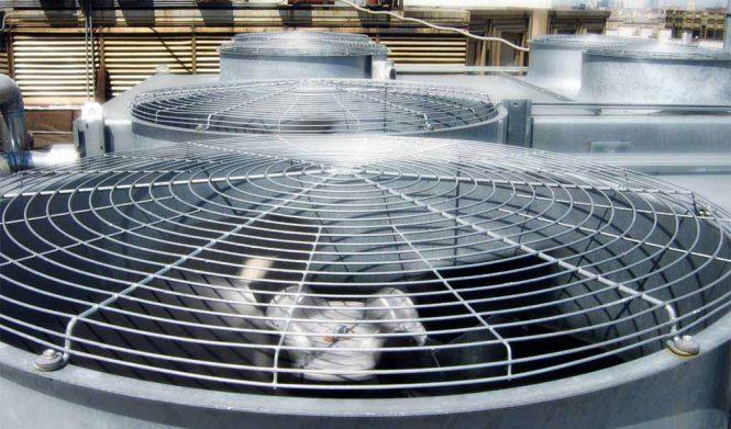 Промышленные вентиляторы: типы и особенности
