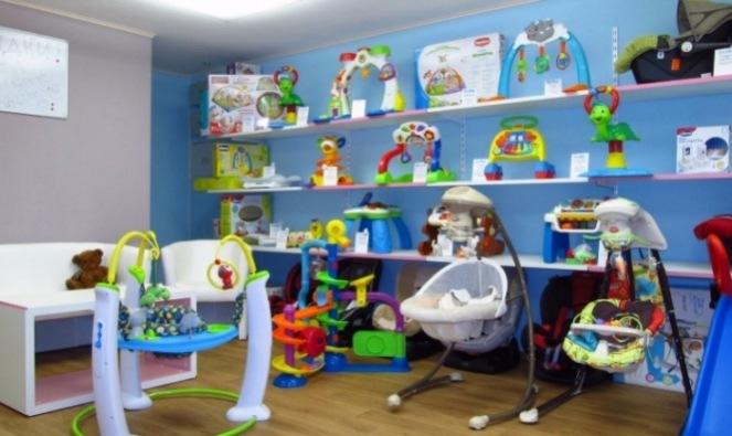 Бізнес-ідея Прокат дитячих товарів