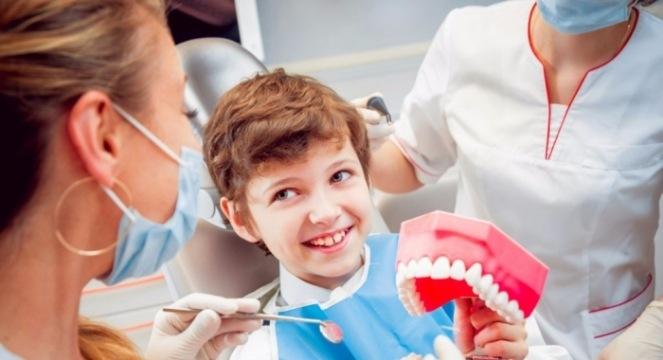 Где найти хорошего детского стоматолога в Киеве?