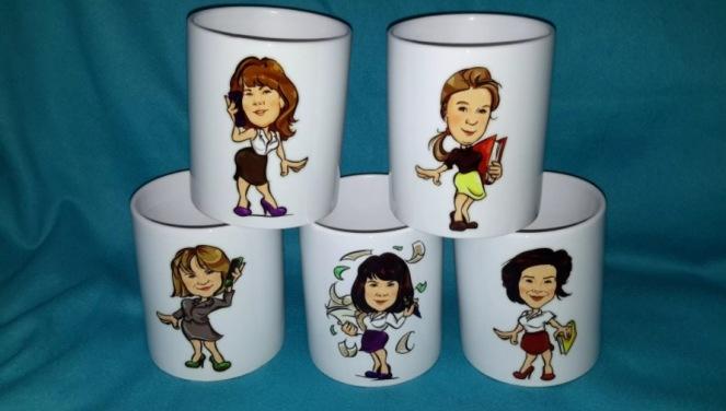 Печать на чашках в Киеве