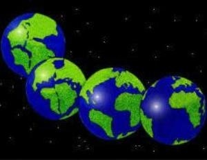 Як утворилися материки і океани