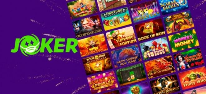 Встречайте новый первоклассный азартный клуб Джокер Вин!