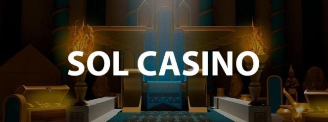 Грайте в ігрові автомати у Казино Сол онлайн та вигравайте не виходячи з дому!