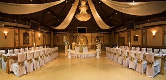Банкетный зал для свадьбы в Киеве