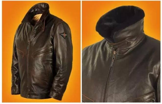 Куртки шевретки ВВС СССР. Где купить?