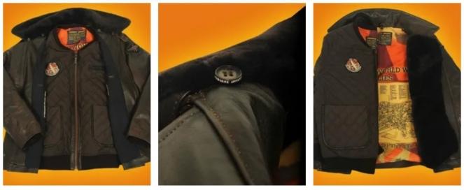 Куртки шевретки